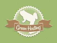 Green Hosting Brand 2013
