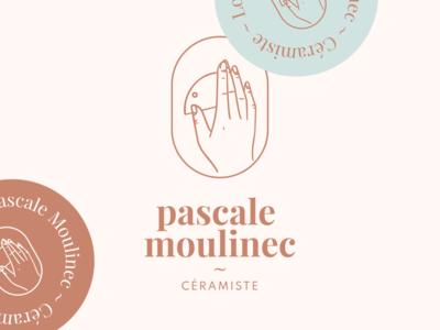 Branding for a ceramist