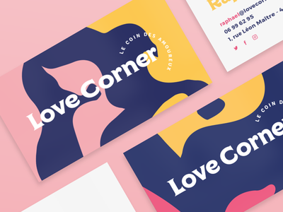 Visual identity for a loveshop