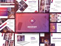 Inkofart - Multipurpose Presentatioon Template