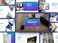 Inkofart - Business Presentation Template
