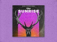 "Single Cover for ""The Sunrise"""