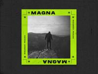 """Cover Artwork for """"Magna"""""""