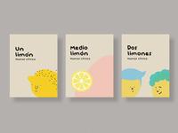 Lemon Branding - Posters