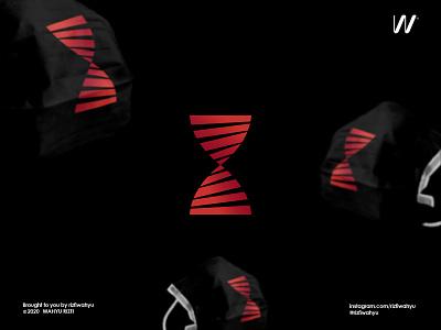 Laboratory Logo | Visual Identity modern logo genome dna laboratory icon minimalist logo visual identity design branding and identity branding logo logo design