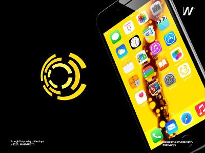 Eye Biometric biometric icon design branding app security technology visual identity logo logo design modern logo