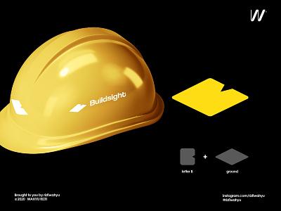 Construction Logo | Unused monogram branding vector design typo pictogram construction modern logo logo design logo