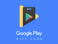 Google Play Gift Card Logo