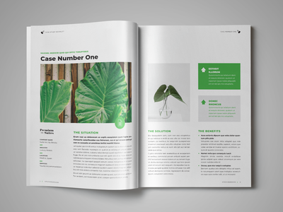 Case Study Booklet case study template case studies case study