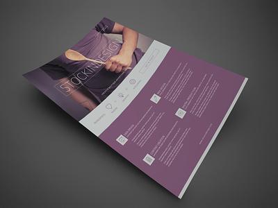 Corporate Flyer Template: Modern Business flyer design indesign flyer template indesign template flyer template