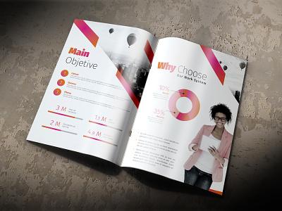 Creative Corporate Brochure design brochure template brochure design indesign indesign template