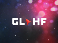GLHF Magazine Logo
