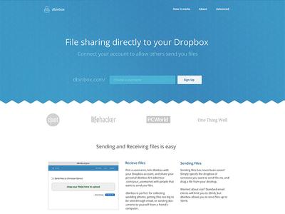 DBinbox - The Dropbox Inbox