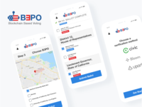 B3PO Blockchain Based Voting