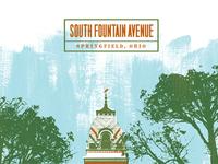 Fountain Ave print