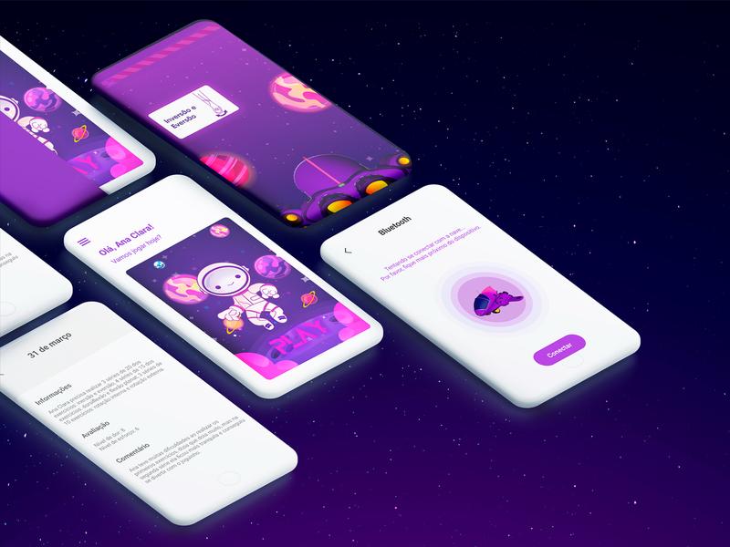 Planetz figma galaxy planets game adobe uxui ui ux design ux