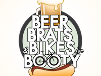 Beer Brats & Bikes for Booty