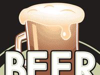 Halftone Beer