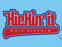 Kickin It Logo