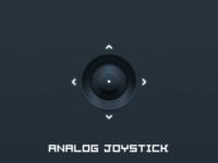 Analog Joystick 2x