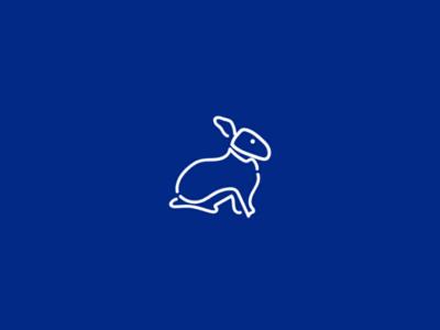Rabbit icon logo challenge