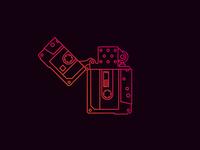 Cassette Zippo