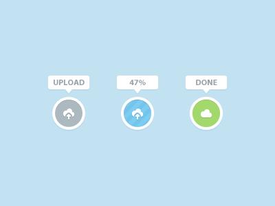Upload button 2