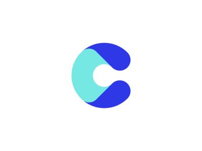 Calm / logo design