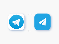 Telegram Rebrand Proposal