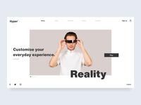 Hyper / Interactive Interface Design