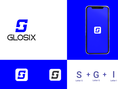 Glosix modern minimalist logo logo designer luxury logo minimal logo logo mark clean logo simple logo branding app logo design app icon app logo modern logo monogram logo minimalist logo gaming gaming logo logo design logos logotype logodesign logo