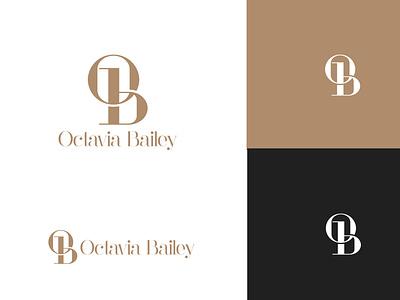Minimal wordmark monogram logo design for a boutique monogram logo modern logo luxury logo clothing logo logodesign typographic logo fashion logo minimal logo logo design minimalist logo logo