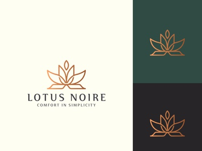 Lotus logo for a beauty and fashion clothing brand branding brand kit brand style guide fiverr logo design clothing logo fashion logo rose logo rose lotus logo flower logo lotus logo