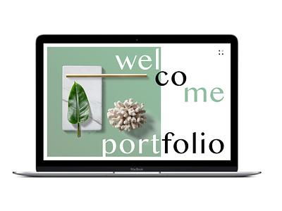 Designer Portfolio portfoliodesign ux ui uxdesign uidesign graphicdesign landingpagedesign