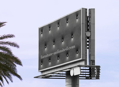 Furniture Billboard