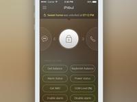 GSM Alarm System Concept