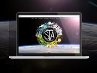 Website Design: Superhero Training Academy