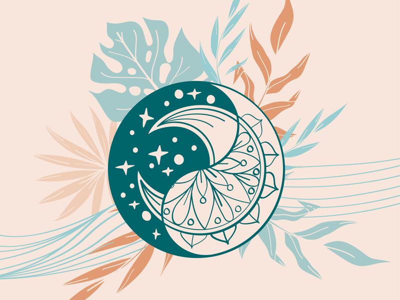Hello dribbblers! mandala debut mandala art vector design illustration