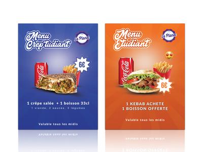Flyer Design for food item