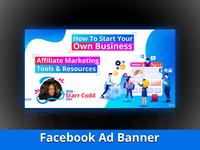 Facebook Ad Banner Design