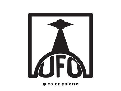 UFO Logo Vector Design