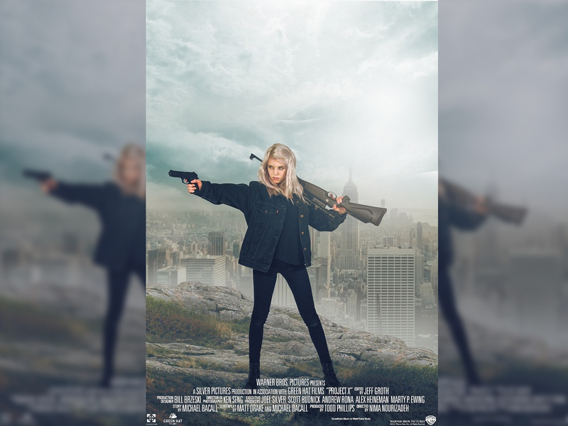 Movie Poster Design poster art poster poster design movie poster photoshop photoshop manipulation photoshop art creative design design