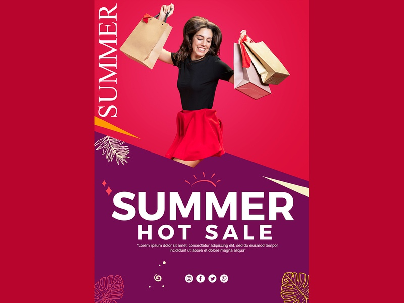 Fashion Flyer Design flyer designs flyer design baner design ads design banner branding creative  design photoshop photoshop art design creative design fashion flyer design
