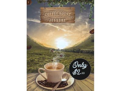 Coffee Shop - Poster Design