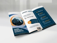 Hiness - Business Trifold pack