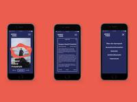 Mobile Website for Spreepark Berlin