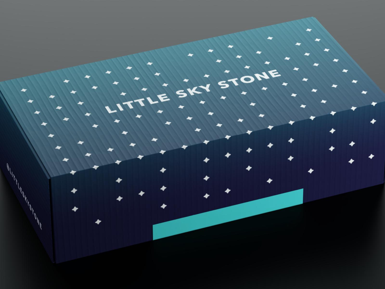 Little Sky Stone Package Design