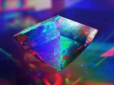 Oh Paul  gem jewel opal