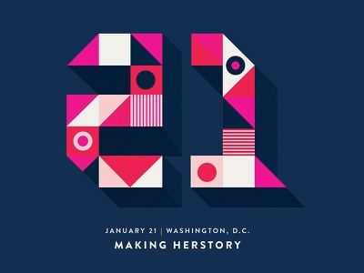 HERSTORY herstory refinery29 sign equality human rights womens rights feminism protest washington dc womens march women