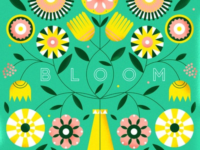 bloom petals rose leaves leaf illustration floral vase flowers bloom